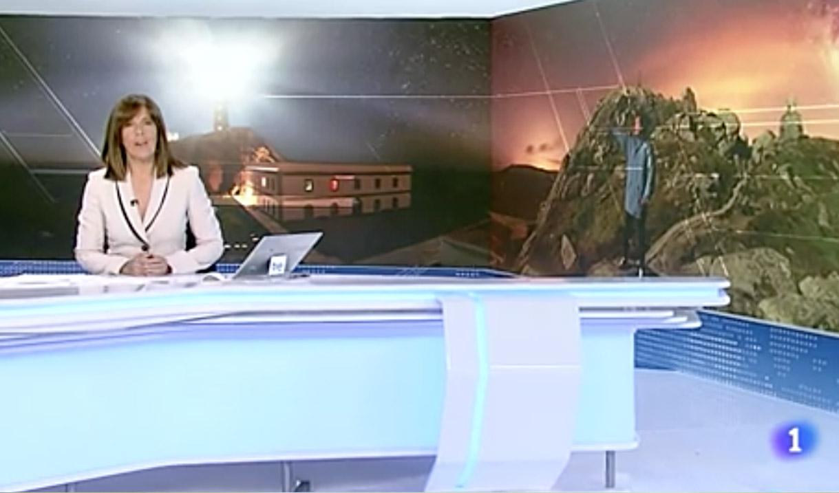 Telediario La 1 de TVE